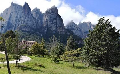 Visit to Montserrat